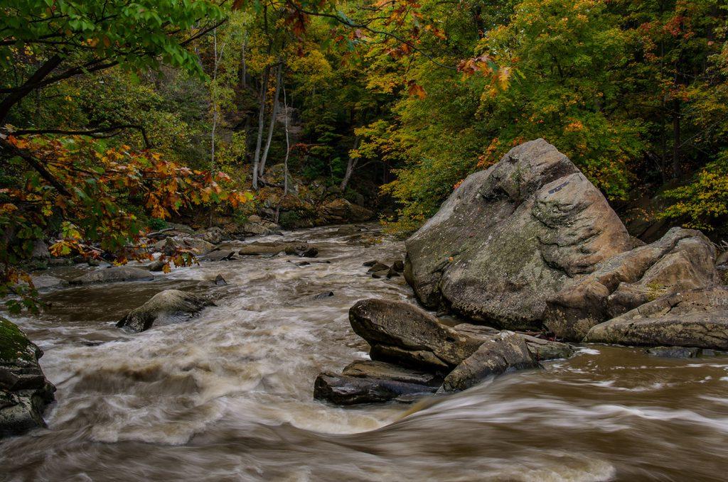Berea Falls River