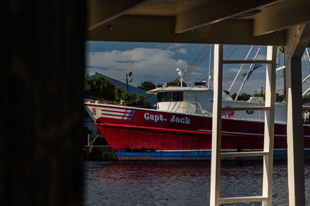 Captain Jack Boat