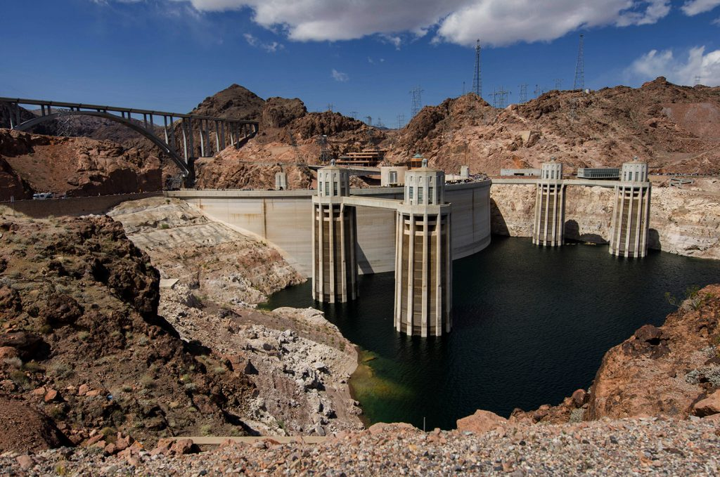Hoover Dam Overal