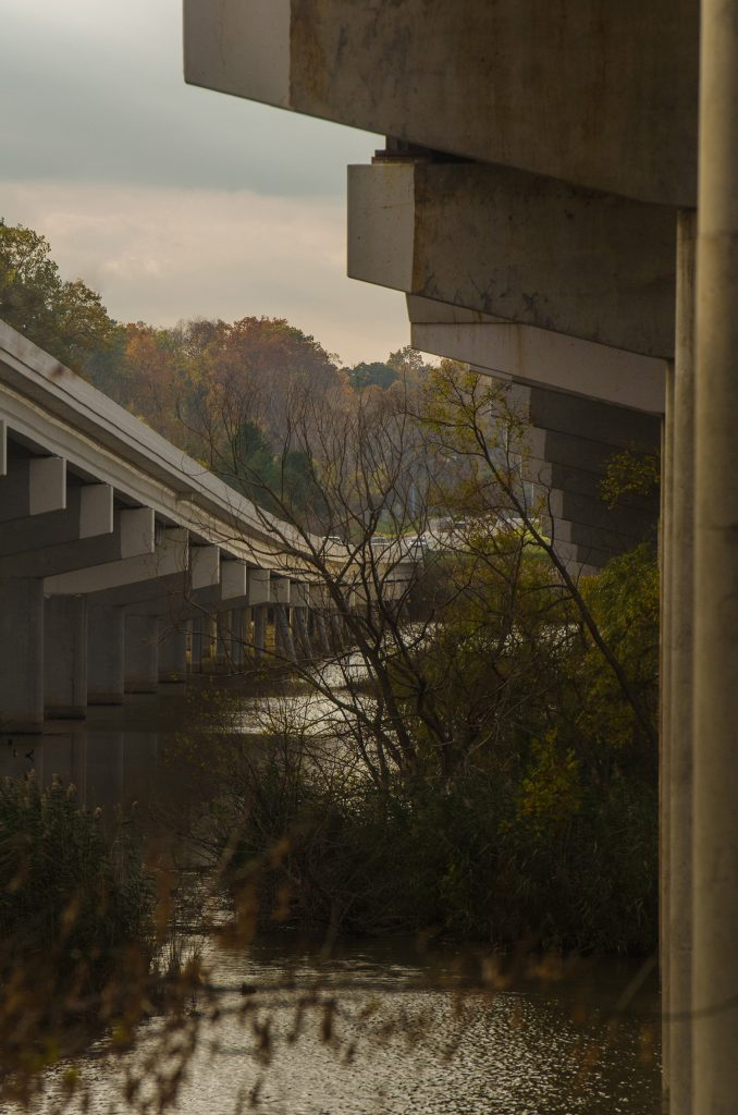 Right Side Bridge Vertical Close