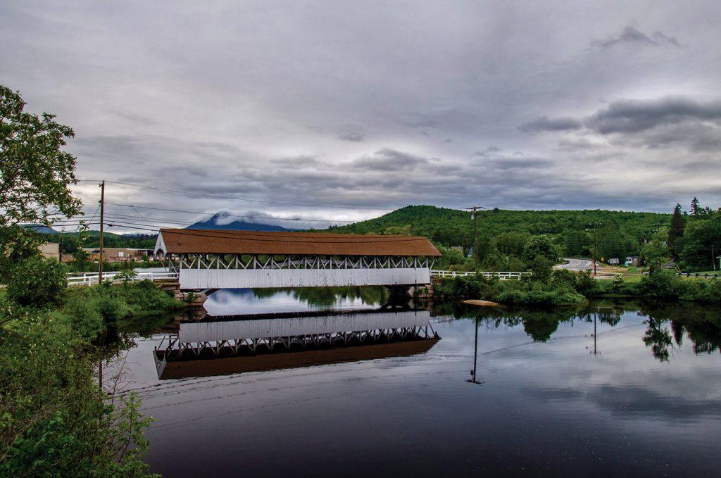 Groveton Covered Bridge, Northumberland, New Hampshire