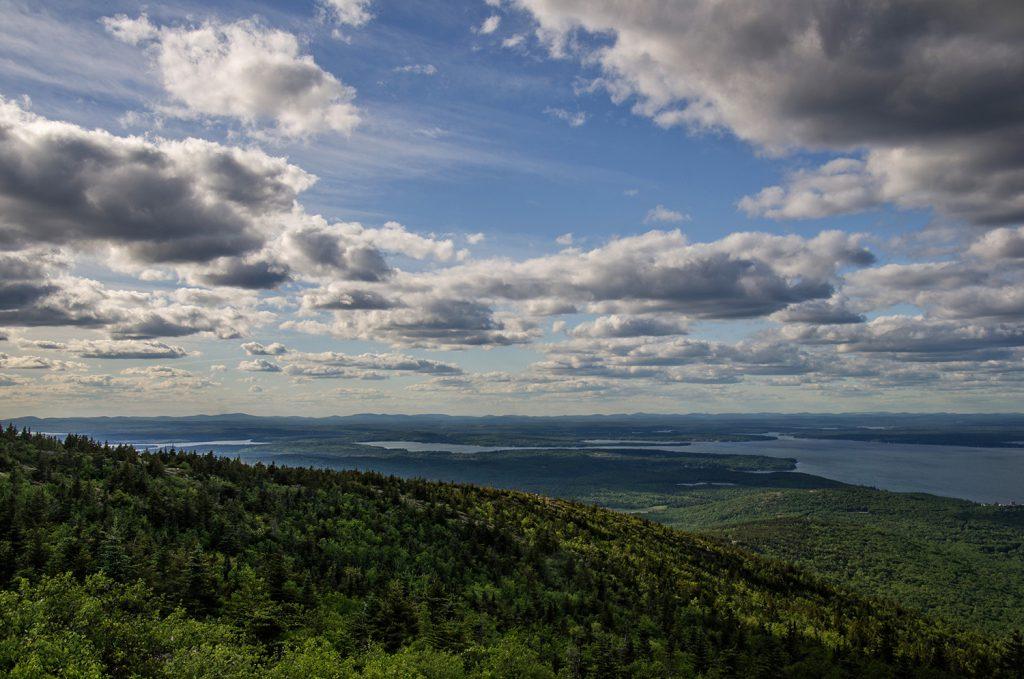The Beautiful Acadia